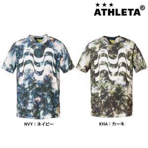 2018年NEW アスレタ ATHLETA BomBRコラボTシャツ BR0166 サッカー フットサルウェア メンズ futabaharajuku