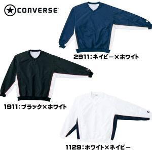 コンバース converse バスケットボールウェア ユニセックス Vネックウォームアップジャケット CB19112S|futabaharajuku