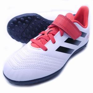 アディダス adidas プレデター 18.4 TF J CP9258 ジュニア サッカー トレーニングシューズ ベルクロ マジックテープ
