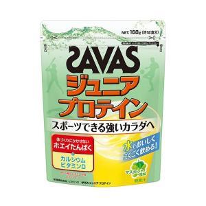 ザバス SAVAS ジュニアプロテイン 168g マスカット風味 CT1026|futabaharajuku