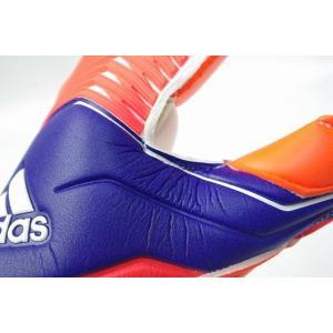 サッカー キーパーグローブ アディダス adidas プレデターゾーン フィンガーチップ DCW64-M38738|futabaharajuku|03