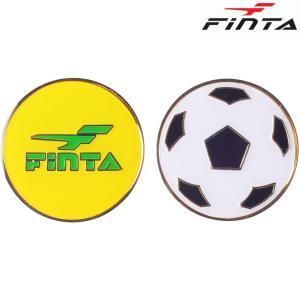 フィンタ FINTA トスコイン FT5172 サッカー レフリーアイテム レフリーアクセサリー 審判用品 グッズ 試合|futabaharajuku