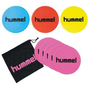 ヒュンメル hummel マーカーパッド5枚入り サッカー トレーニング HFA7004|futabaharajuku