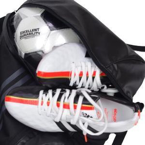 フットボールバックパック 30L アディダス adidas KBP82 リュック サッカー フットサル 移動|futabaharajuku|05