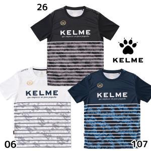 ・素材はアイバードメッシュ(ポリエステル100%)のケルメ(KELME,ケレメ)の半袖Tシャツです。...