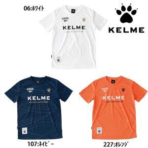 ケルメ KELME JrプラT  KC217230J サッカー ジュニア ウェア 半袖|futabaharajuku