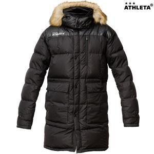 アスレタ ATHLETA コーチングダウンコート REI-1042 サッカー フットサル ウェア メンズ  2017年秋冬モデル|futabaharajuku