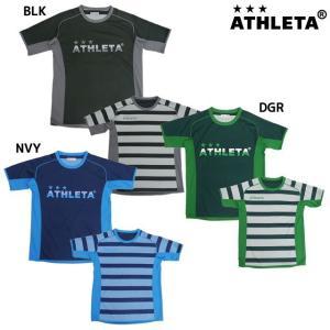 アスレタ ATHLETA リバーシブルプラクティスシャツ SP-145 サッカー ウェア プラクティスシャツ プラシャツ 半袖シャツ 練習着|futabaharajuku