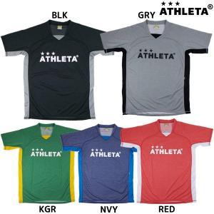アスレタ ATHLETA 杢プラクティスシャツ SP-146 サッカー ウェア プラクティスシャツ プラシャツ 半袖シャツ 練習着|futabaharajuku