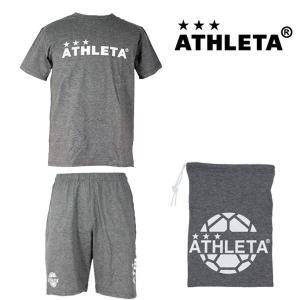 アスレタ ATHLETA コーマ天竺アフタースーツ メンズ SP-165 サッカーフットサルウェア|futabaharajuku