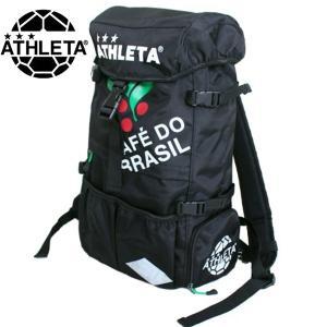 アスレタ ATHLETA バックパック 25L SP101S サッカー フットサル リュック ジュニア 子ども ブラック 黒 SP-101S