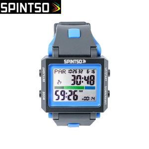 スピンツォ SPINTSO サッカー レフリー ウォッチ 審判用 レフェリー 腕時計 SPT140-BL|futabaharajuku