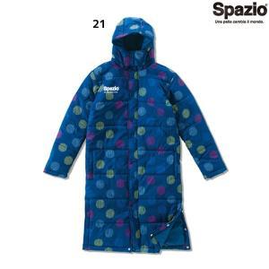 【数量限定 超特価】スパッツィオ Spazio DOT5 ベンチ コート TP0446 サッカー フットサル 練習 観戦 応援 防寒 スポーツウェア セール|futabaharajuku