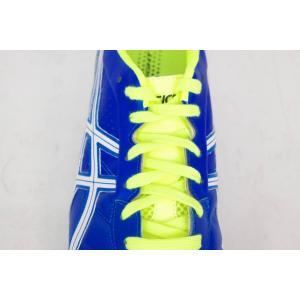 アシックス サッカースパイク DSライト 固定式 スパイク TSI734-3901 エレクトリックブルー×ホワイト|futabaharajuku|05