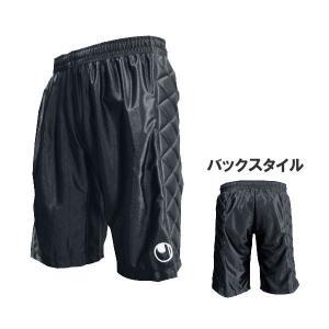 ゴールキーパー プラクティスパンツ ウールシュポルト/ウール uhlsport U91403|futabaharajuku