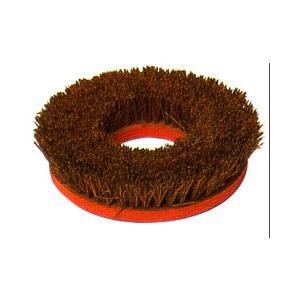 ツヤ出し・床洗い用ブラシ (品番E-8-12) 山崎産業 シダブラシ サイズ12