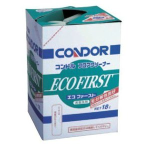 コンドル フロアクリーナー エコファースト 18L  山崎産業  業務用表面洗浄剤 CH252-18LX-MB|futakawaya
