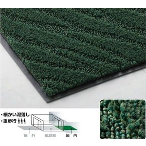 ロンステップマットタフ500  #6 600×900mm 山崎産業 F-244-12|futakawaya