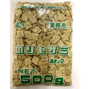 前田製菓 のりセサミスナック 500g|futatsugi
