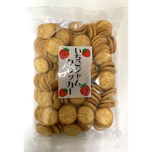 三黒製菓 いちごジャムクラッカー 293g|futatsugi