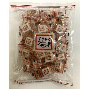 丸昭高田製菓 サクサクアーモンド 160g|futatsugi