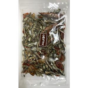 白石海産 小魚ミックス 120g|futatsugi
