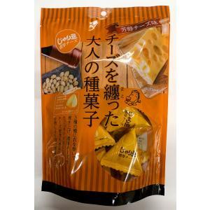 東海農産 じゃり豆 芳醇チーズ味 80g|futatsugi