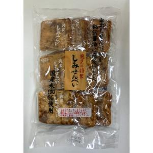 風見米菓 しみせんべい 12枚|futatsugi