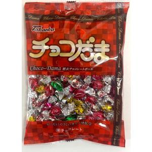高岡食品 チョコだま 150g futatsugi