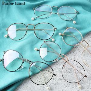 伊達メガネ メガネ パール アイウェア ファッション雑貨 アクセサリー 韓国 ファッション  ポイントパールアイウェア|futier-land