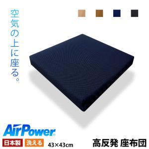 クッション ブレスエアー使用 選べるカラー クッション 座布団