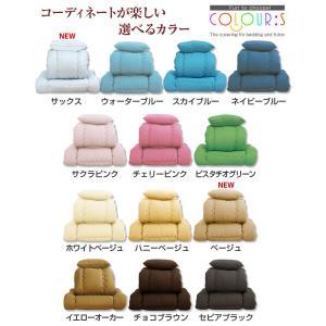 ふとんセット 日本製 洗える ホコリの出にくい 布団3点セット シングル|futon-planner|02