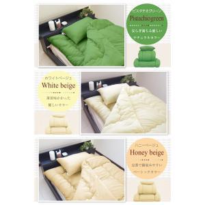 ふとんセット 日本製 洗える ホコリの出にくい 布団3点セット シングル|futon-planner|13