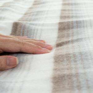 電気毛布 敷き毛布 日本製 洗える電気毛布 1...の詳細画像4