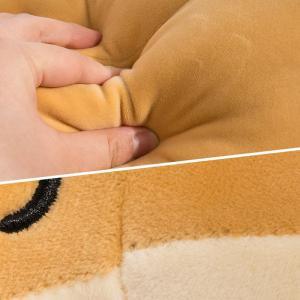 豆柴クッション 柴犬 ぬいぐるみ抱き枕 全長約...の詳細画像1