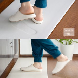 キッチンマット 足腰にやさしい 45×120  マット台所 キッチン用品 撥水|futoncolors|06
