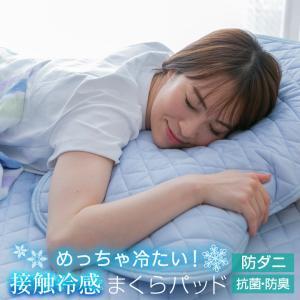 枕パッド 極冷え冷感 43x63サイズ|futoncolors