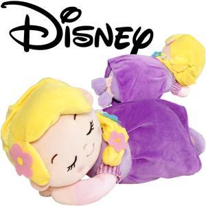ディズニー 塔の上のラプンツェル 抱き枕 添い寝枕 約55x30cm  抱きぐるみ 抱きぬいぐるみ ダキマクラ 抱枕 ヌイグルミ プリンセスキャラクター|futonhouse