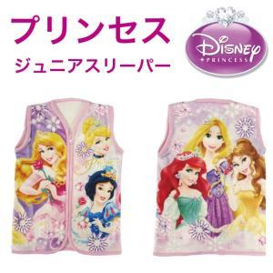 プリンセス マイクロスリーパー 35X50cm  Disney ディズニーキャラクター ジュエルシャワーガーデン futonhouse