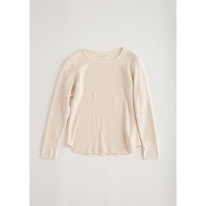 NOWHAW ノウハウ Twilight Long sleeve waffle thermal  サ...
