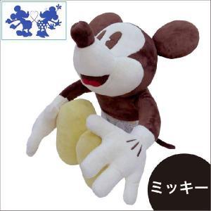 ミッキーマウス 抱き枕 ボルスター 約60X25cm ぬいぐるみ おもちゃ futonhouse