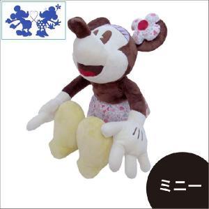 ミニーマウス  抱き枕  ボルスター 約60X25cm ぬいぐるみ おもちゃ futonhouse