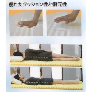 体圧分散敷きパッド D-Sleep ベッドの上に敷いて目覚めスッキリ!|futonshop-miyakoshi|02