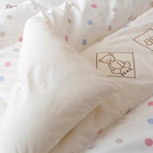 ベビー布団 西川 ベビー布団セット 日本製 6点 赤ちゃん 綿100%ベビー|futontown|02