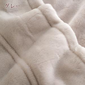 毛布 セミダブル 2枚合わせ ブランケット 西川 日本製 アクリル毛布セミダブル|futontown|04