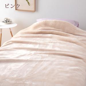 毛布 セミダブル 2枚合わせ ブランケット 西川 日本製 アクリル毛布セミダブル|futontown|06