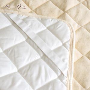 敷きパッド シングル 西川 春 秋 冬 ふんわり暖か 敷パッド 敷パット|futontown|05