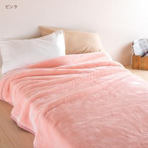 毛布 2枚合わせ ダブル 日本製 西川 アクリル毛布 Dサイズ 厚手 あったか futontown 02