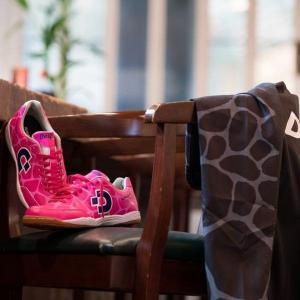 「サントスID」2016FWモデル!!  サイズ:22.5〜28.5cm カラー:ピンク/ネイビー ...