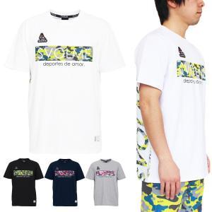 特価 スボルメ Tシャツ カモ柄ボックスロゴT 1191-24900